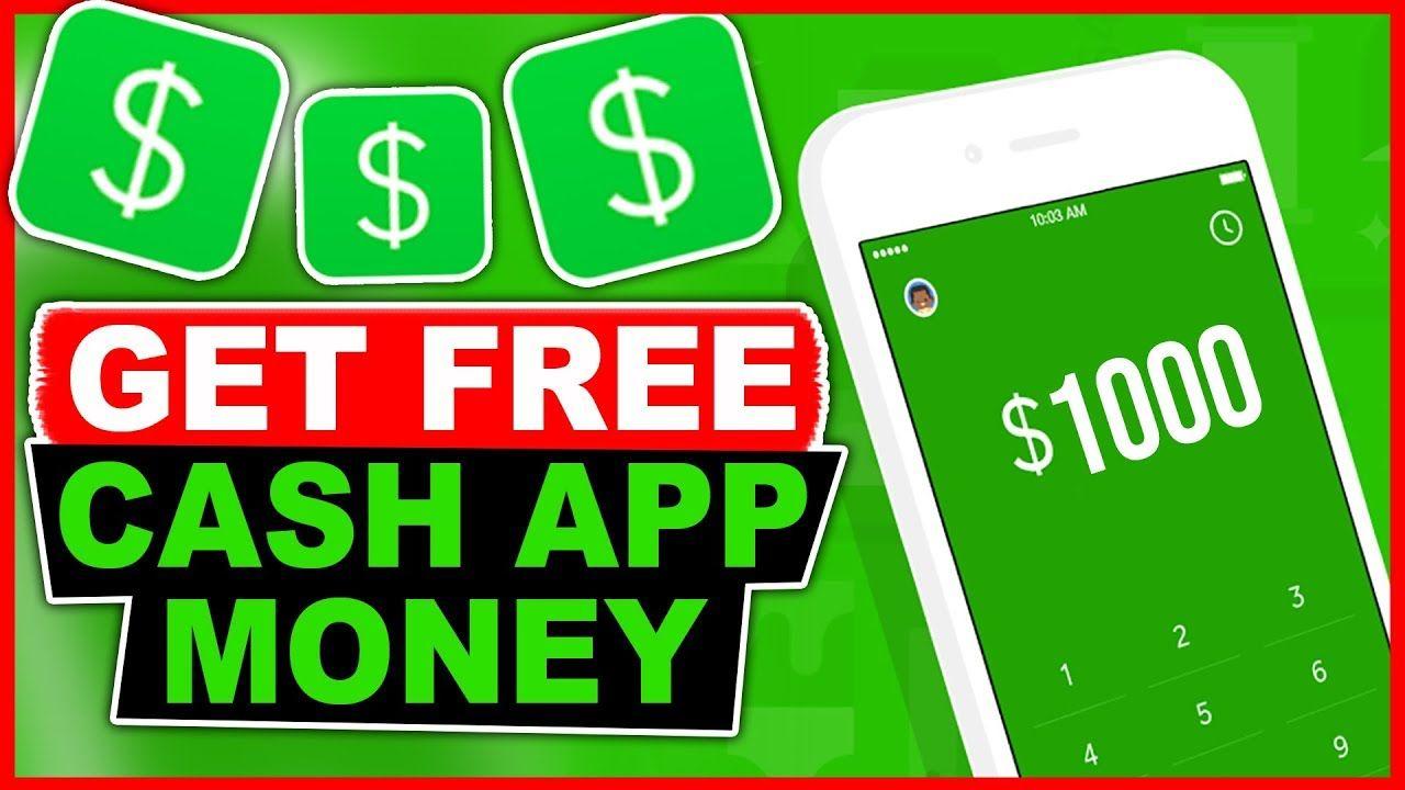 How to get cashapp gift hack free money free money