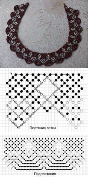 pin von antje aust auf free pattern anleitungen kostenlos pinterest schmuck perlenkette und. Black Bedroom Furniture Sets. Home Design Ideas