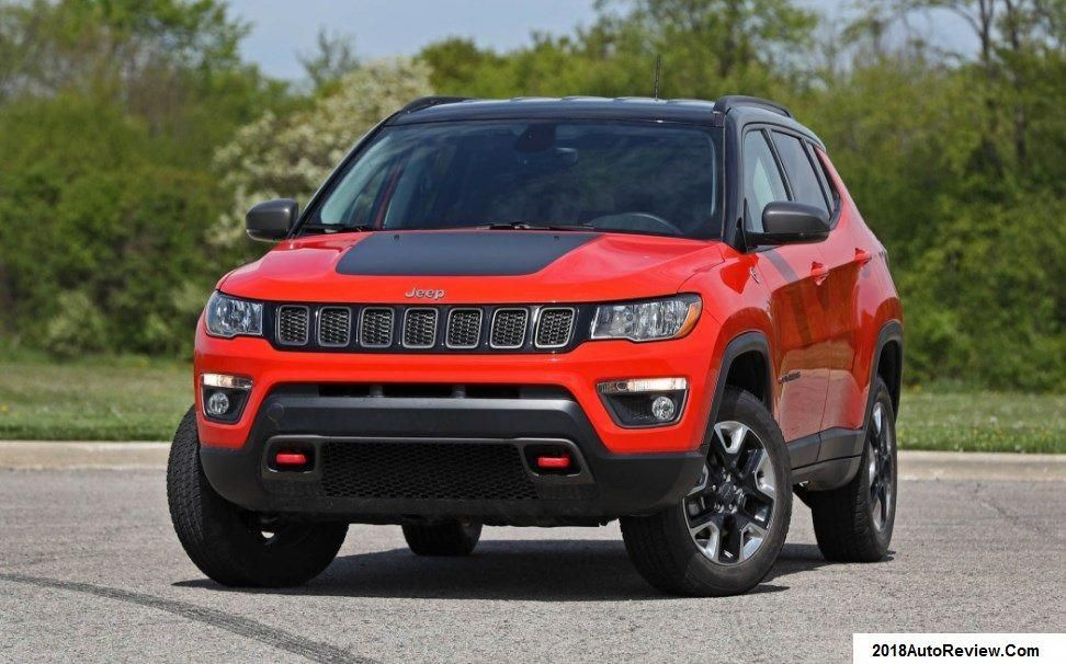 2018 Jeep Compass Redesign Release Date