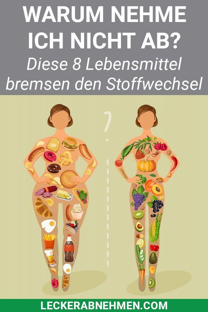 Verbotene Lebensmittel in Diäten zur Gewichtsreduktion
