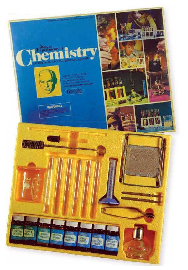 Make you own chemistry lab kit