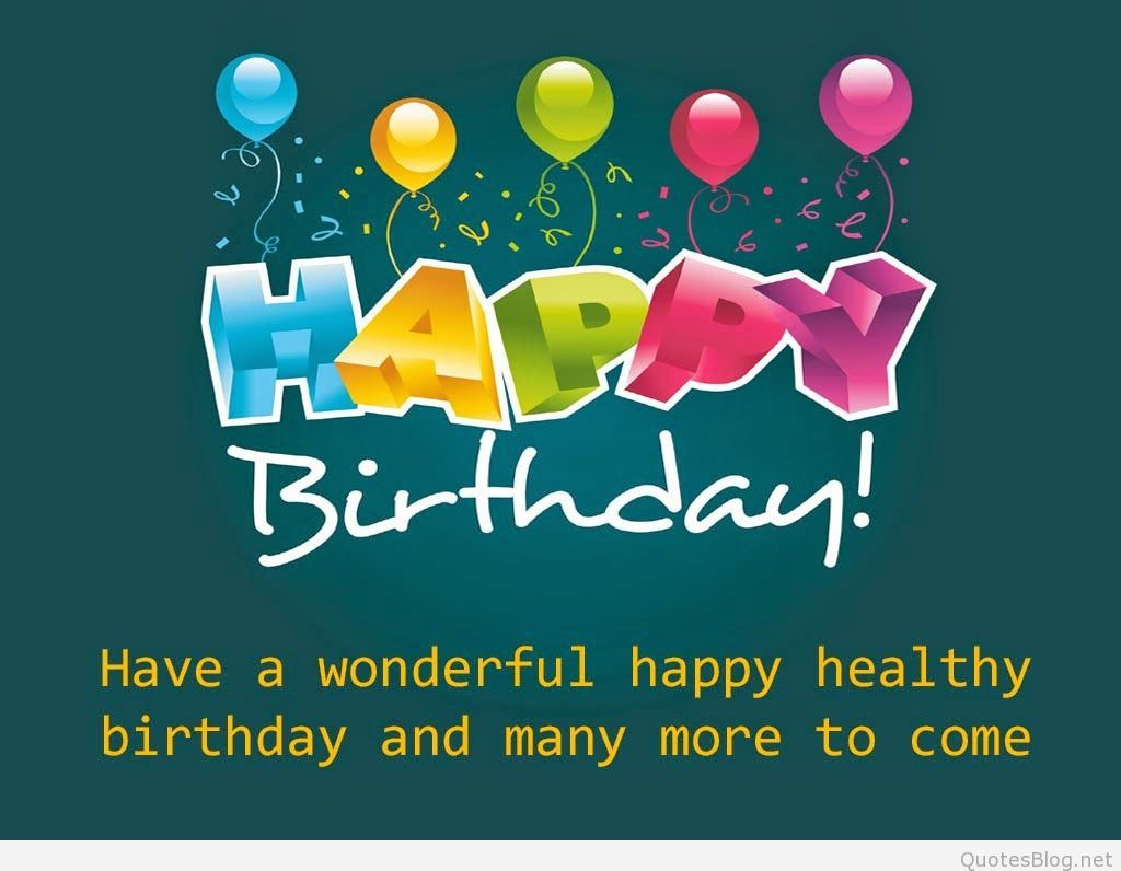 Feed Pictures Happy Birthday Wishes Quotes – Quotes About Birthday Greetings
