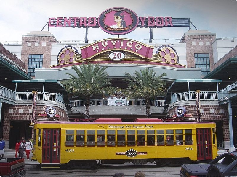 Tampa Ybor City Known As Tampa S Latin Quarter This Culturally Rich Neighborhood Was Founded As A C Florida Hotels Busch Gardens Tampa Bay Tampa Riverwalk