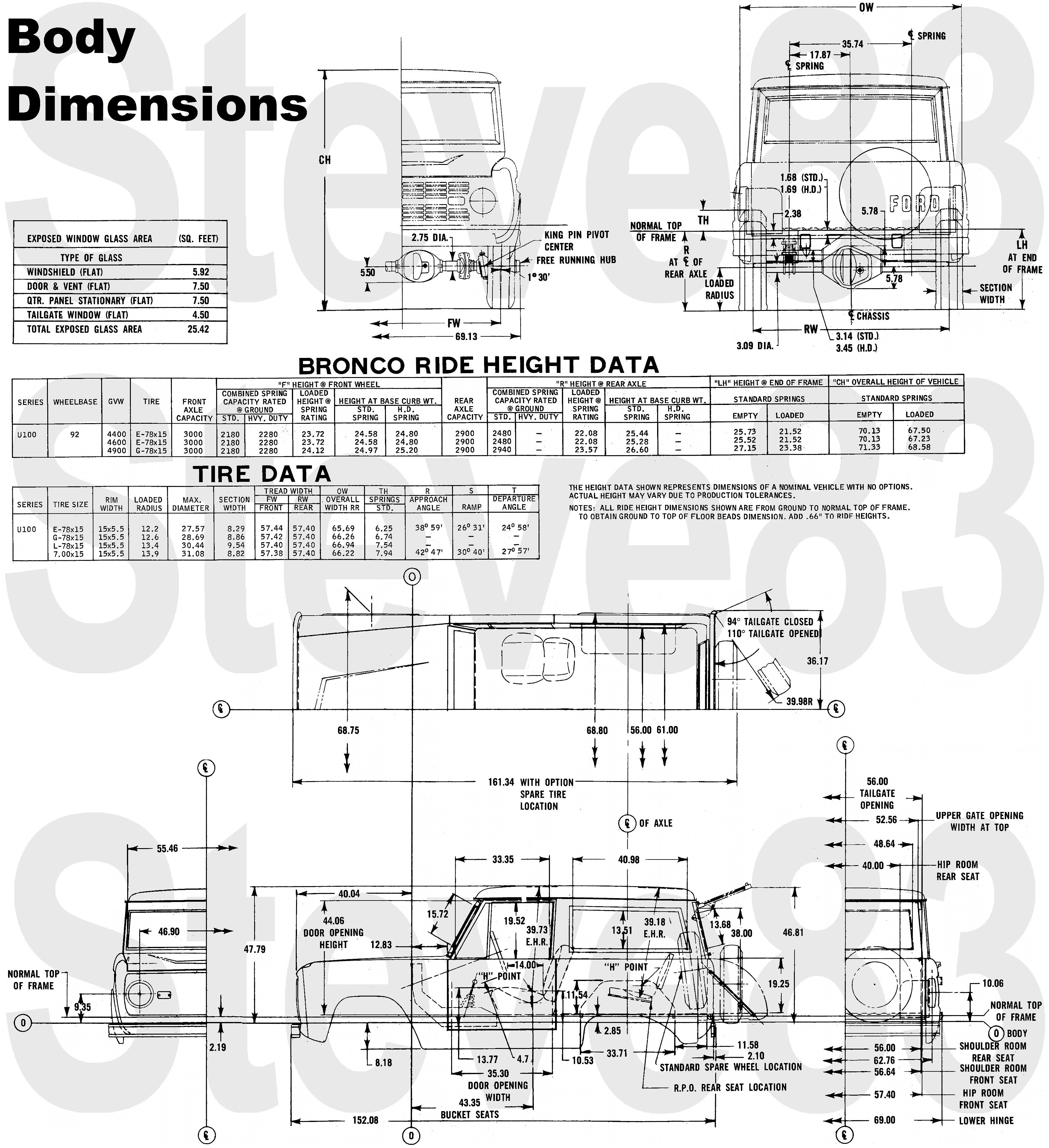 hight resolution of ford bronco frame diagram basic guide wiring diagram u2022 1974 ford bronco 302 vacuum diagram