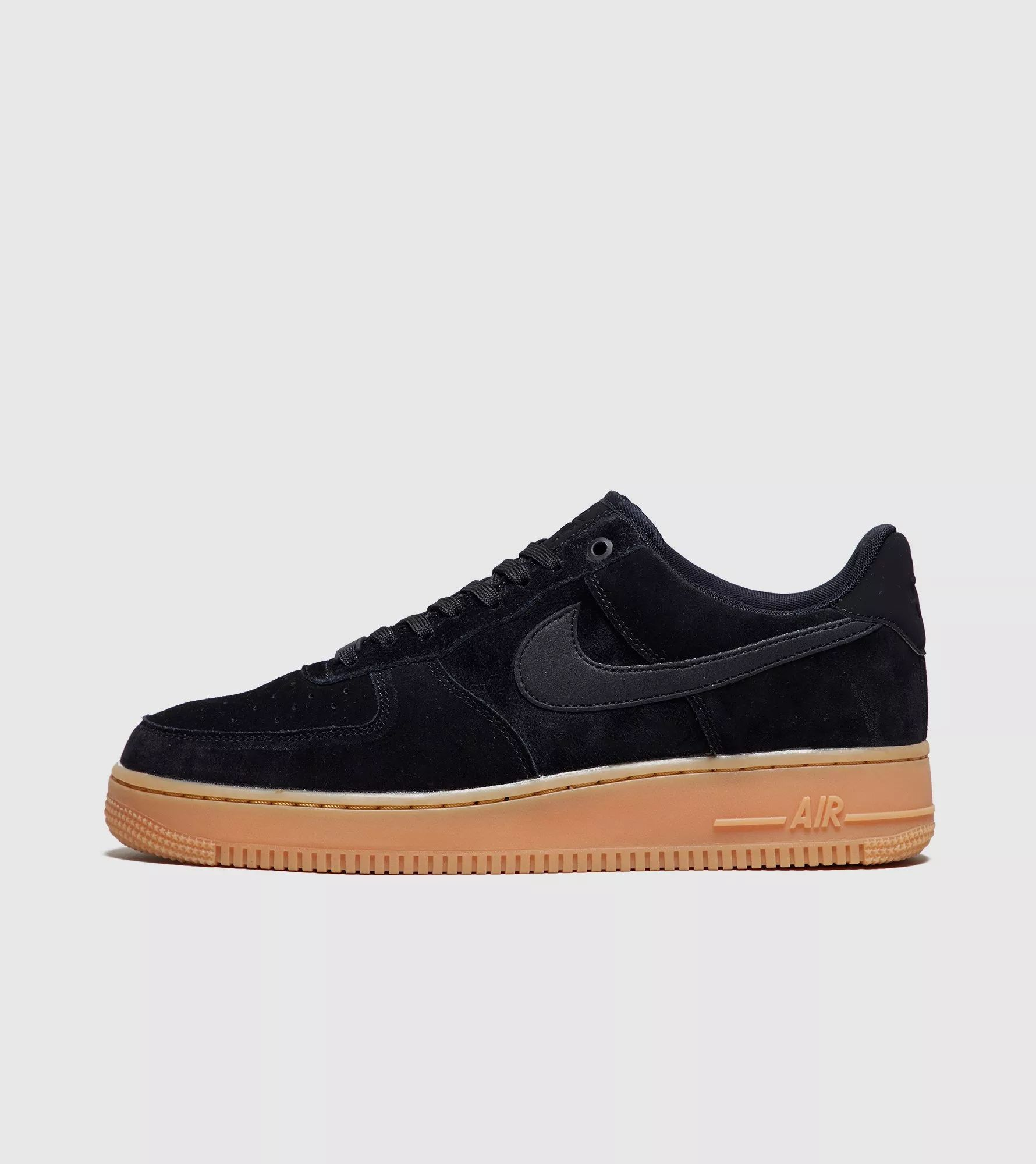 Nike Air Force 1 lv8 suede black gum medium brown(画像あり)