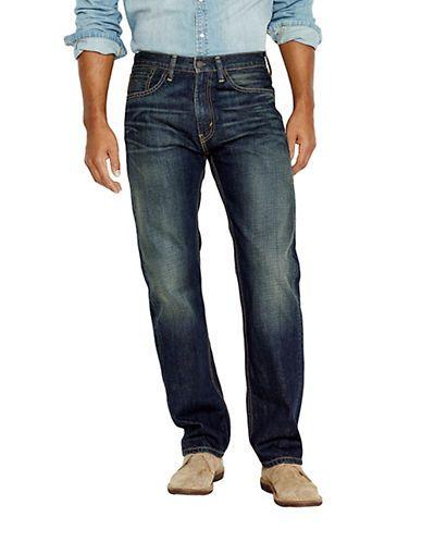 4bc08edba58 Levi'S 505 Regular Fit Springsteen Jeans Men's Blue 29X30 | Products ...