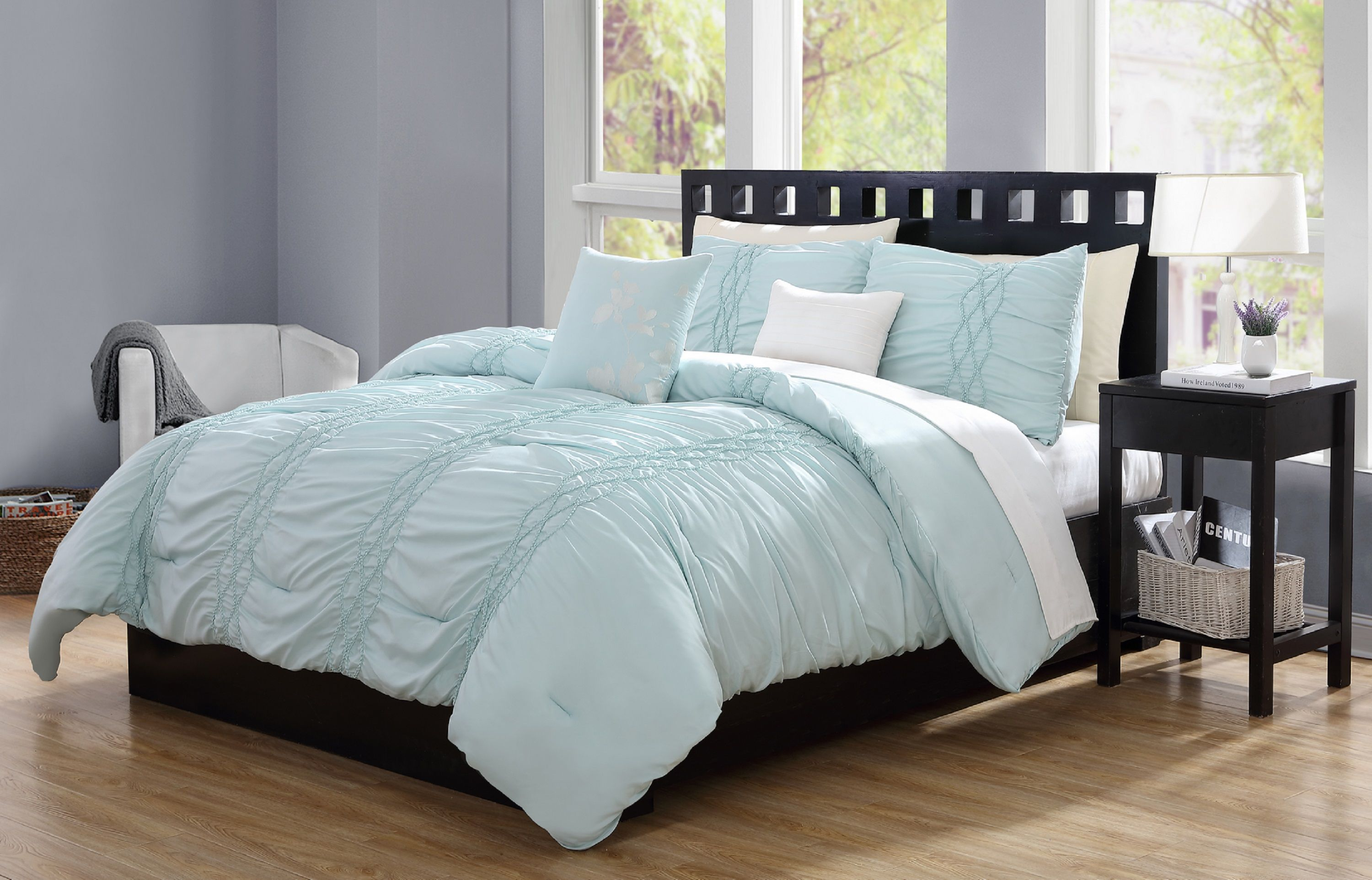 full ideas image bedroom bedding hemnes bed for frame contemporary black series beautiful