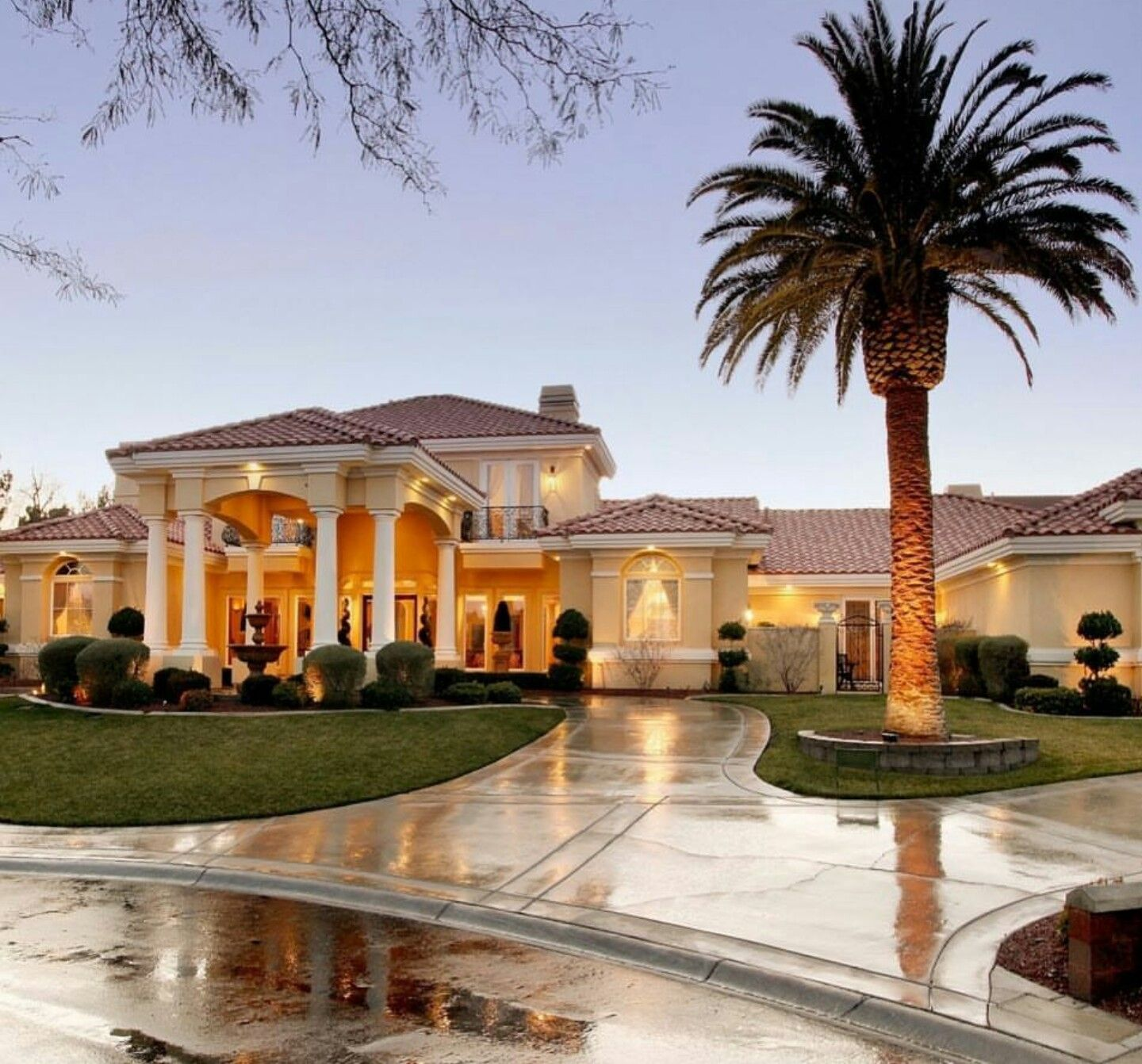 Luxury Florida mansion #millionairelifestyle #blacklist