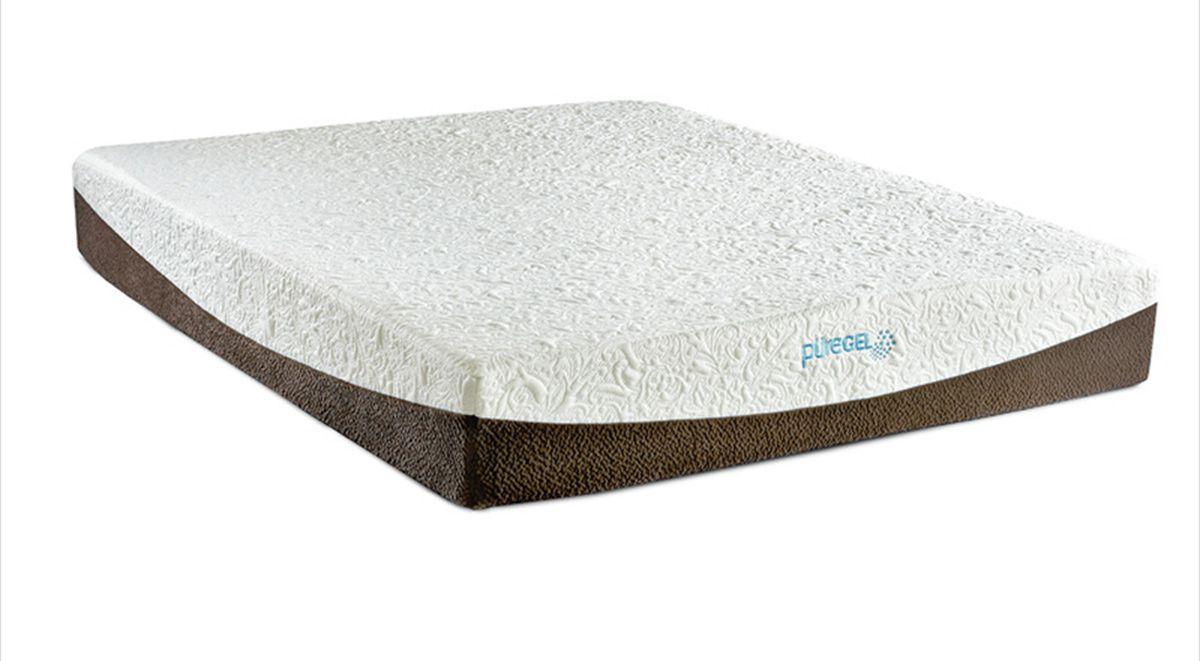 Klaussner Denali 10-Inch Memory Foam King Mattress $1,026.00