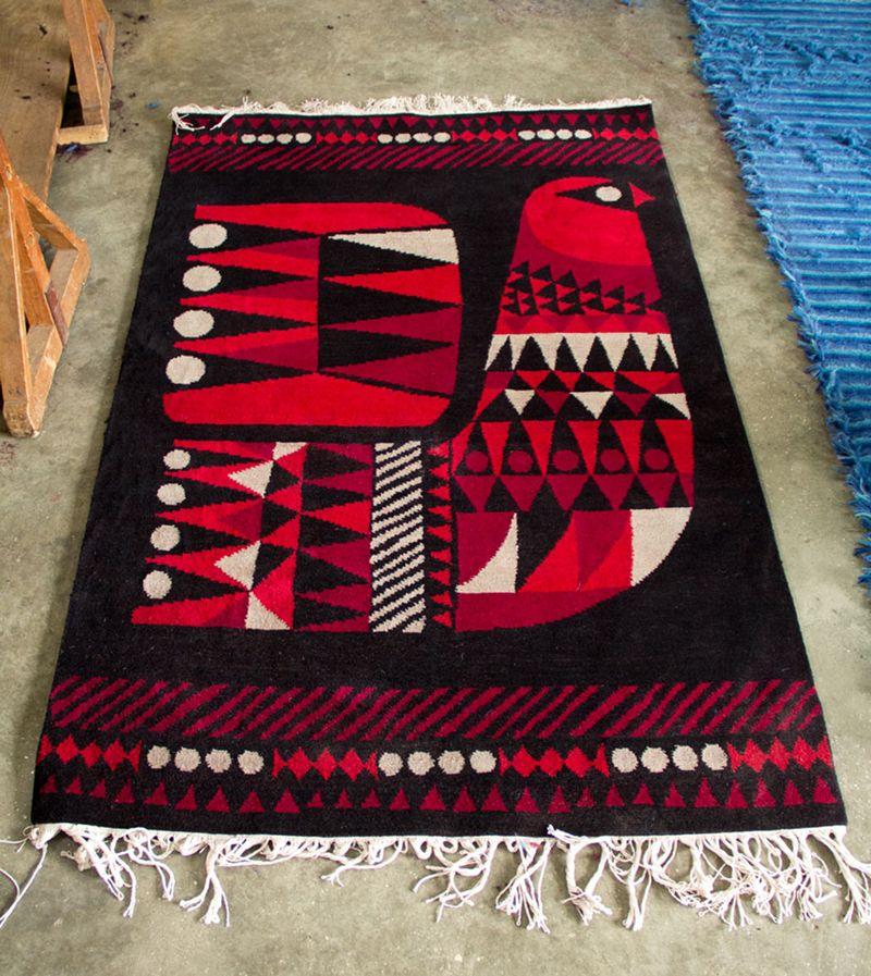 Beautifully Ilrated Fair Trade Rugs