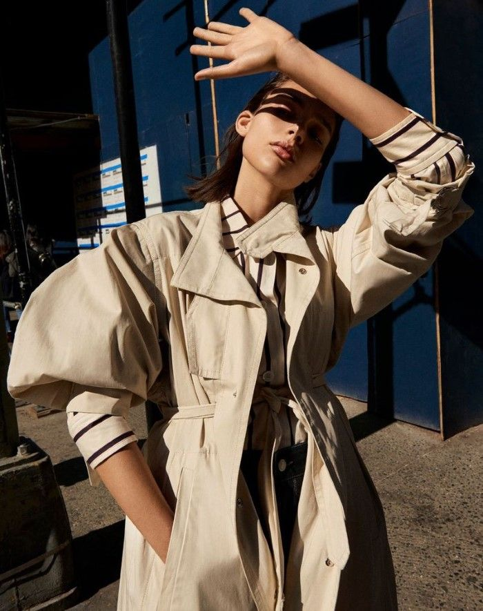 Charlee Fraser Fronts 'Rush Hour', Flashed By Louis Christopher For Vogue  Arabia May 2018   Rush hour, Fashion editorials and Editorial
