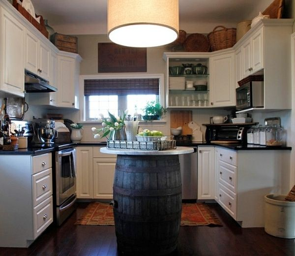 Cocinas con isla multifuncional para todos los estilos | Cocina con ...