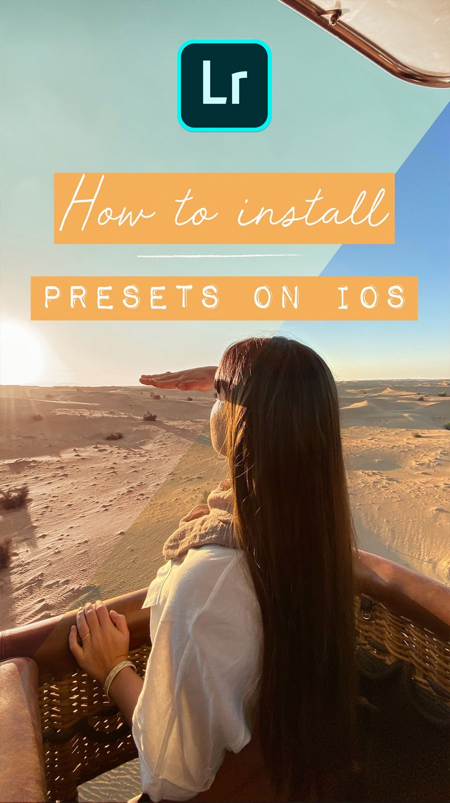 How to install lightroom presets like a boss ios in 2020