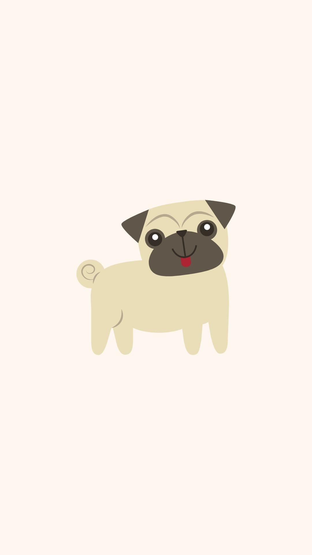 Instagram Highlight Cover Dog Pug Cute Sweet Canva Instagram
