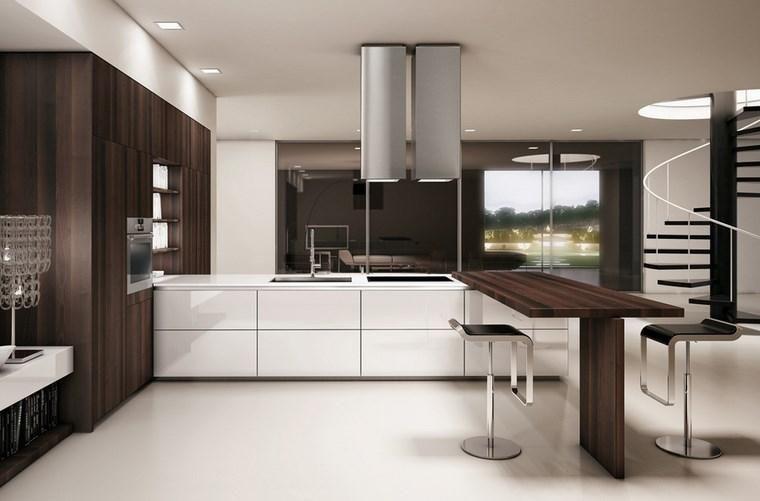 Platz U-förmige Küche oder L-50 Ideen zur Auswahl Küche