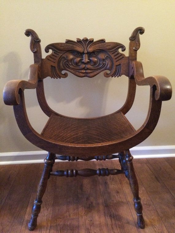 Late 19th century Stomps Burkhardt North Wind fireside chair - Stomps Burkhardt North Wind Fireside Chair Furniture Pinterest
