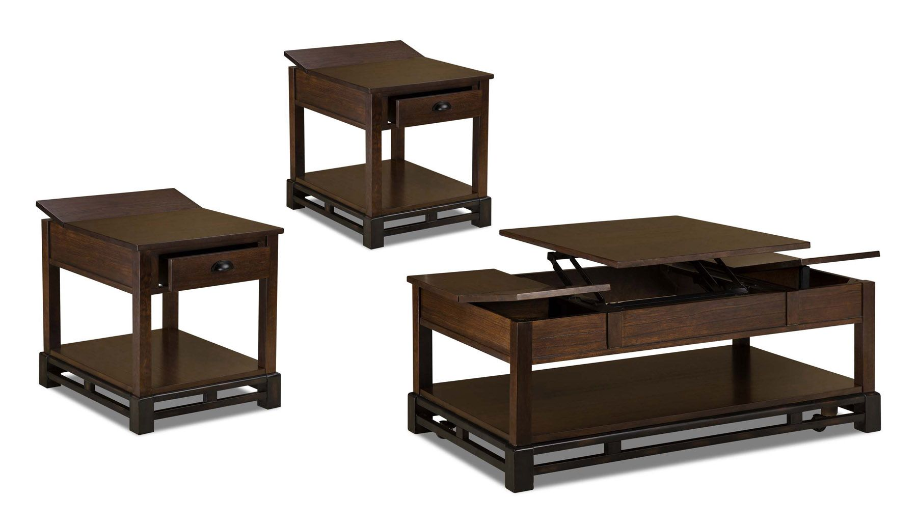 Lift Top Coffee Table With Storage Catnapper Lift Top Storage Coffee Table And 2 End Tables 870 Coffee Table With Storage Coffee Table Lift Top Coffee Table [ 1031 x 1800 Pixel ]