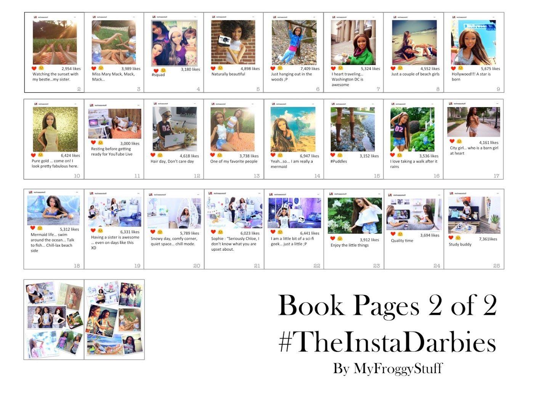 68 new photos · Album by MyFroggyStuff | scrapbooking barbie gear ...