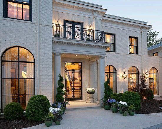 Pinterest Baddiebecky21 Facade House House Exterior Mediterranean Homes
