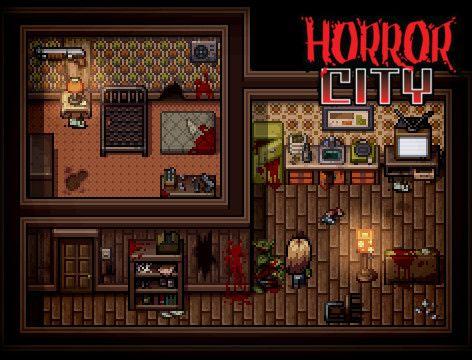RPG Maker VX Ace - POP!: Horror City | RPG Maker Resources