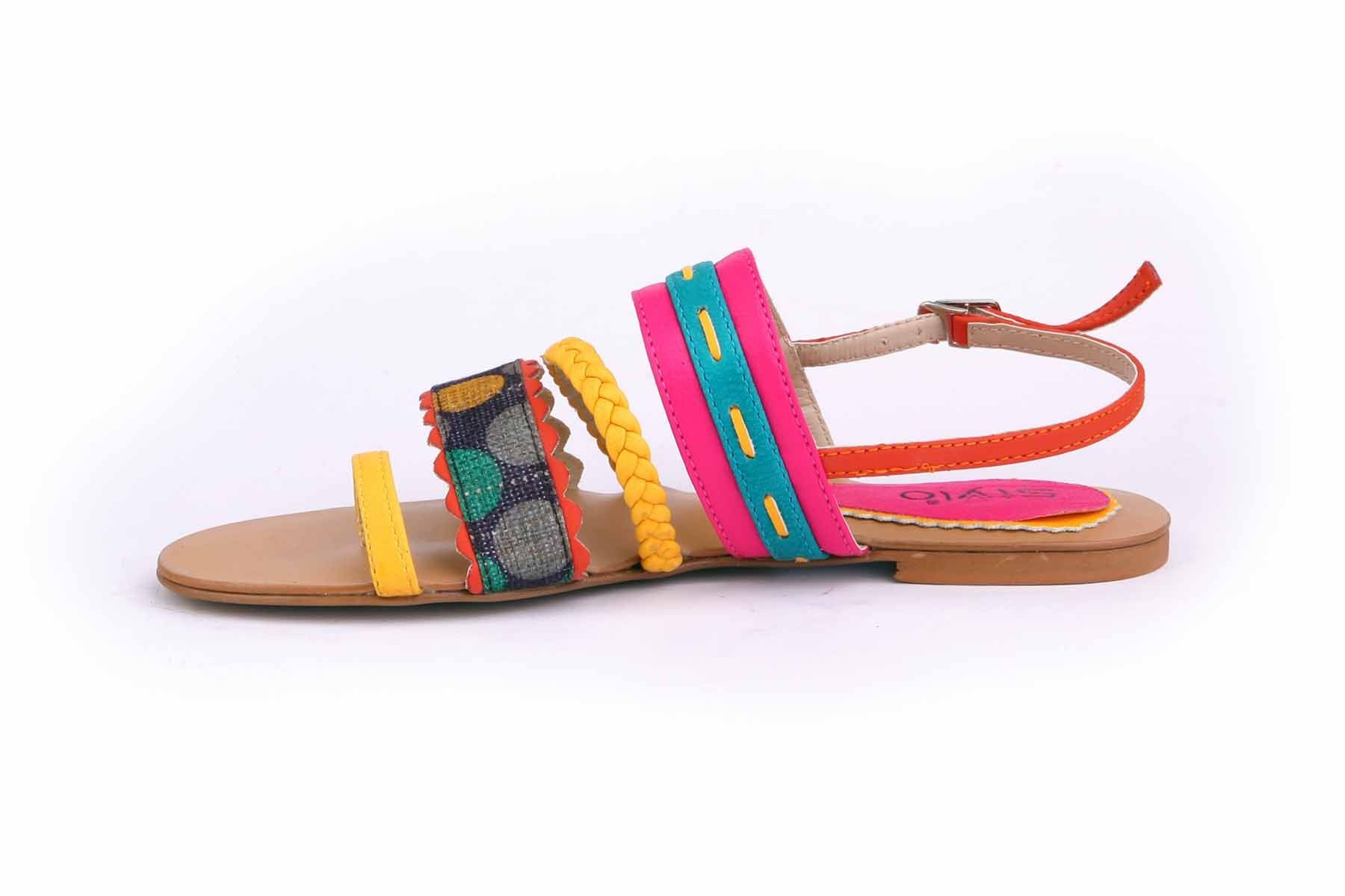 New collection of ladies footwear