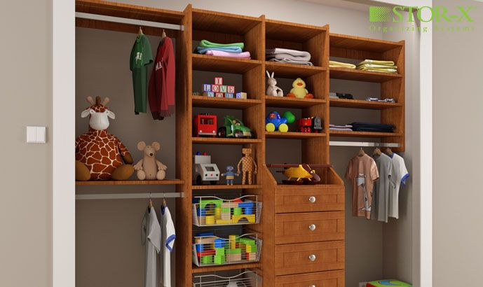 Captivating What Do You Think Of This Closet For A Baby Boy?