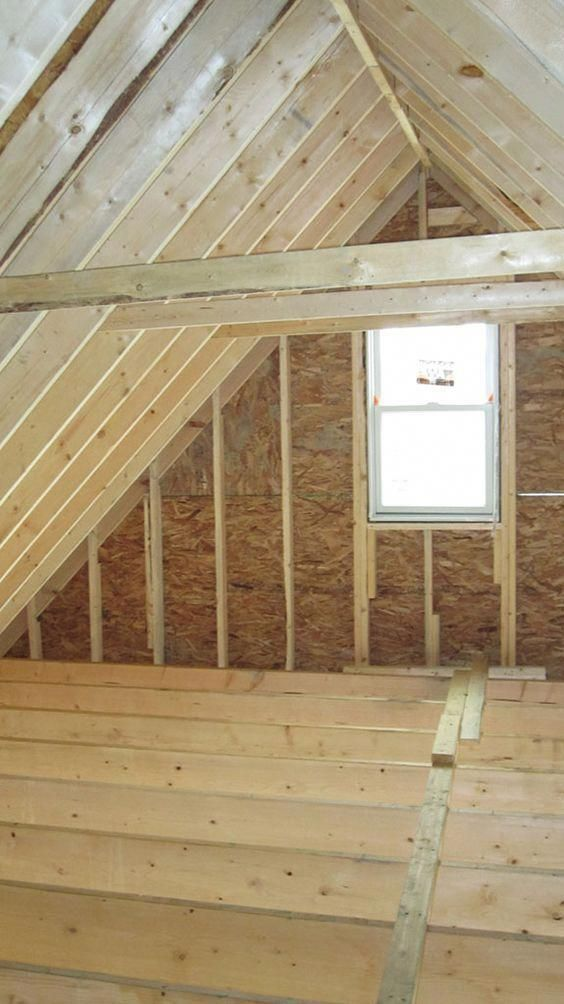 Tiny Attic Renovation Woodenattic Simpleatticremodel Attic Renovation Attic Bedrooms Attic Design