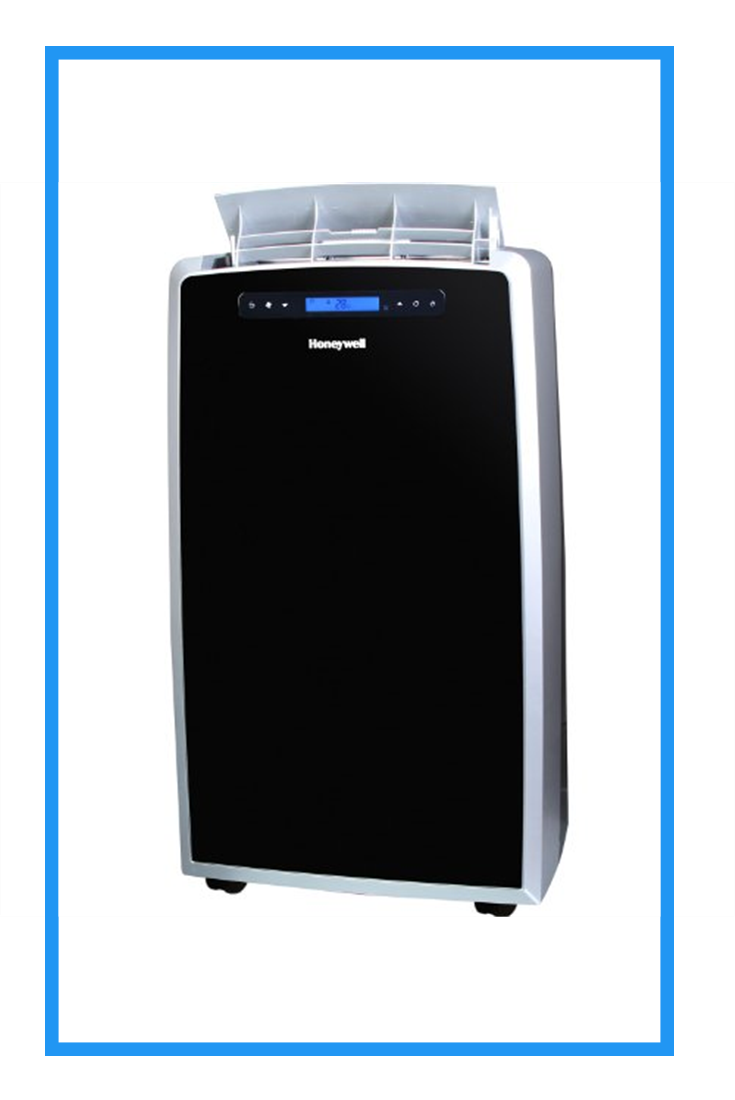 Honeywell Eco-Friendly Quiet Operation 14,000 BTU Portable ...