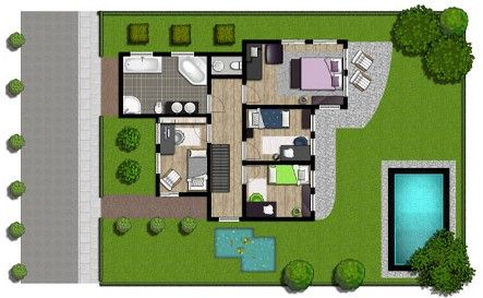 Floor planner house layout planner garden planner for Www floorplanner