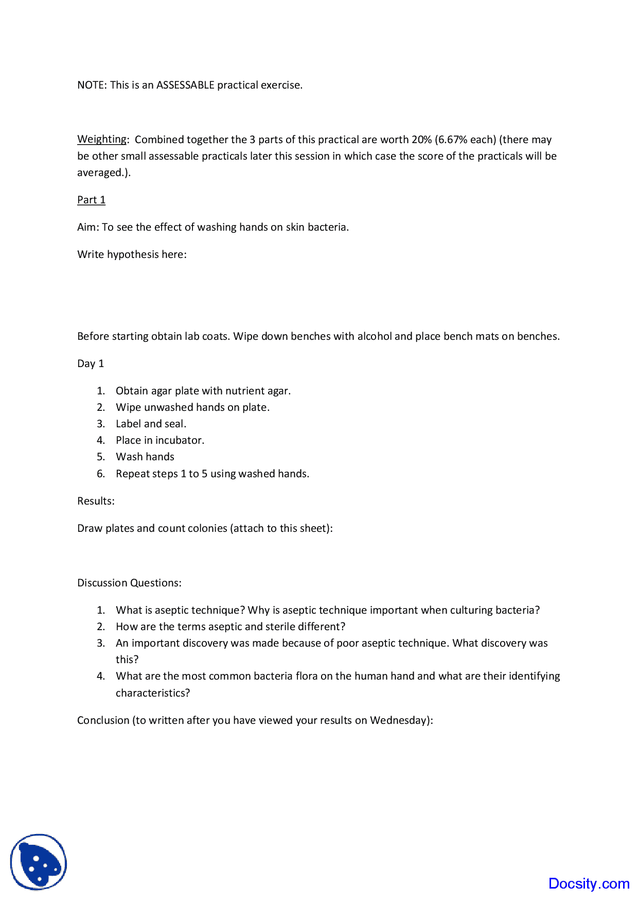 Enzyme Reading Worksheet Answers
