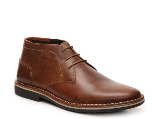 3e51f5f6e86 Men's Steve Madden Harken Chukka Boot - Cognac | Products | Shoes ...