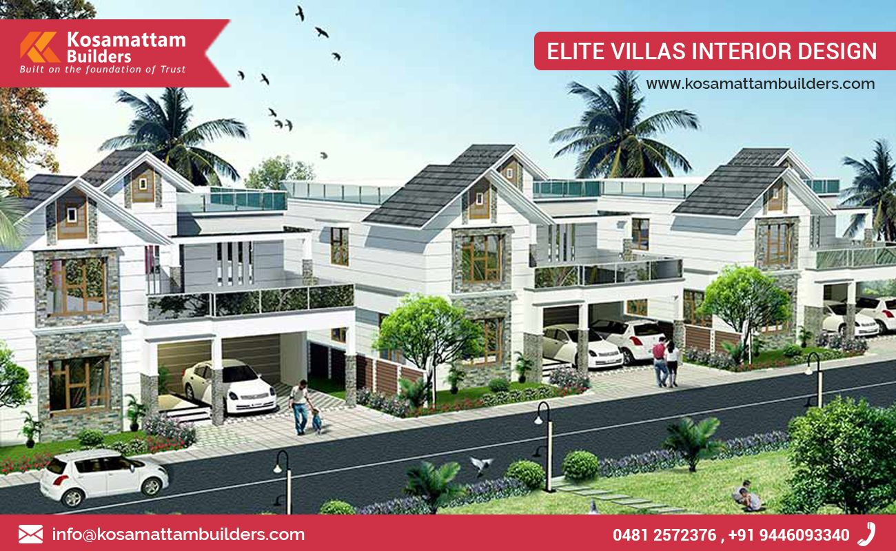 D'life home interiors - kottayam kottayam kerala luxury villas for sale in kottayam contact