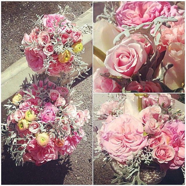 #EnchantedFloristLV www.efilasvegas.com #pinkbouquet