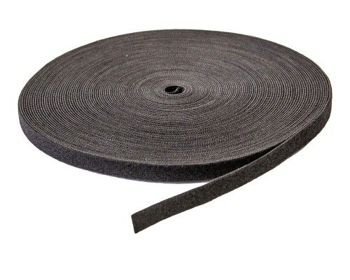Navepoint 1 2 Inch Roll Hook And Loop Reusable Cable Ties Wraps Straps 25m 82ft 10 Pack Cable Tie Wraps Cable