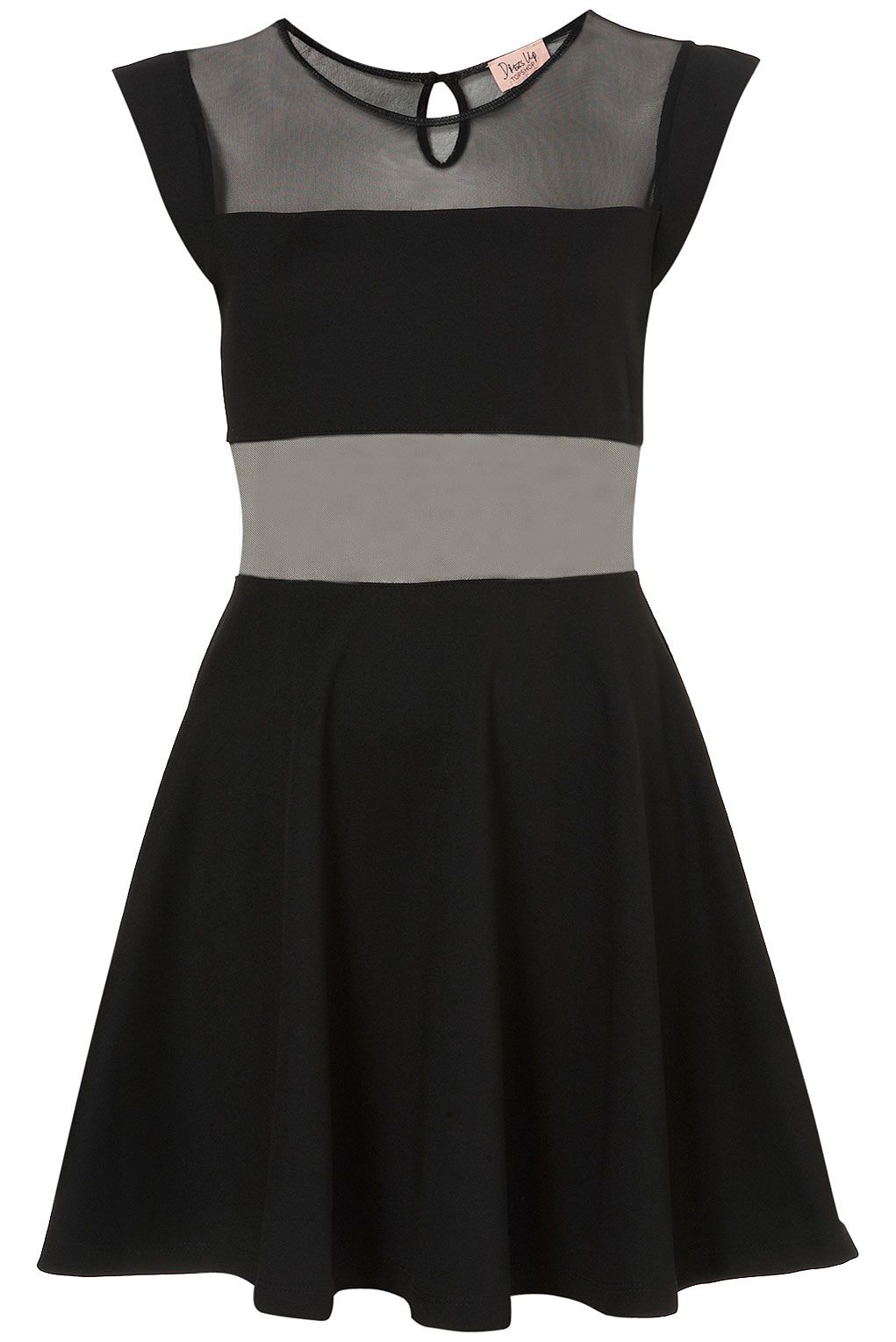 Skater dress from TopShop