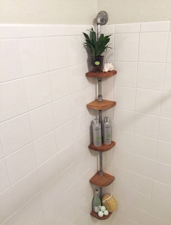 Shower Shelf, Bathroom Shelf, Bathroom Decor, Shower organization ...