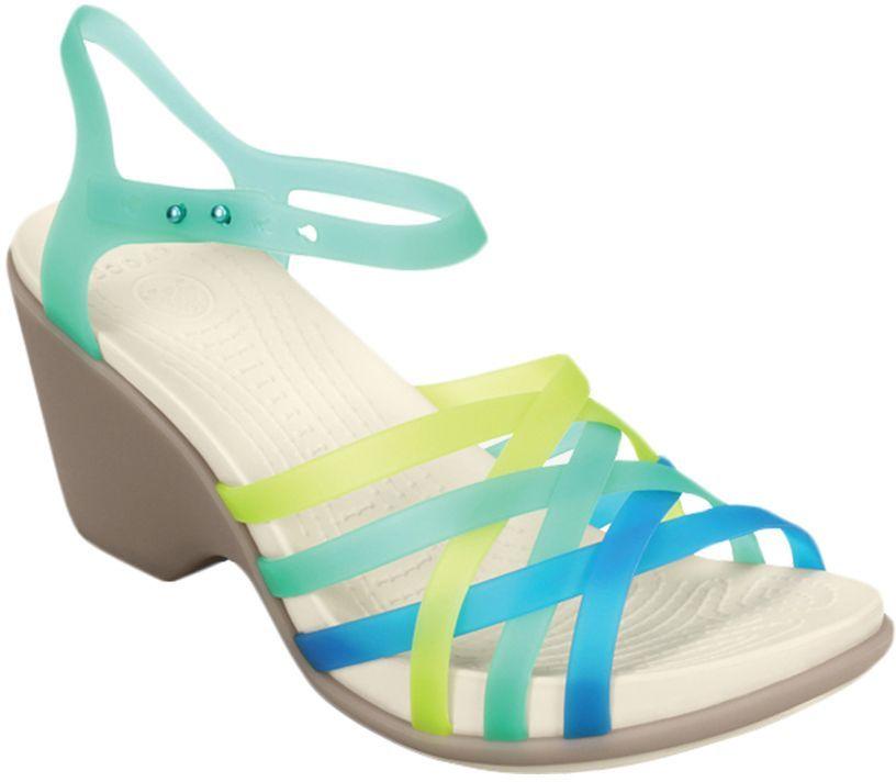 Crocs 15392 Huarache Wedge Sandal For