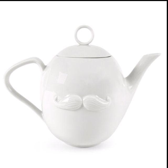 Every teapot needs a mo