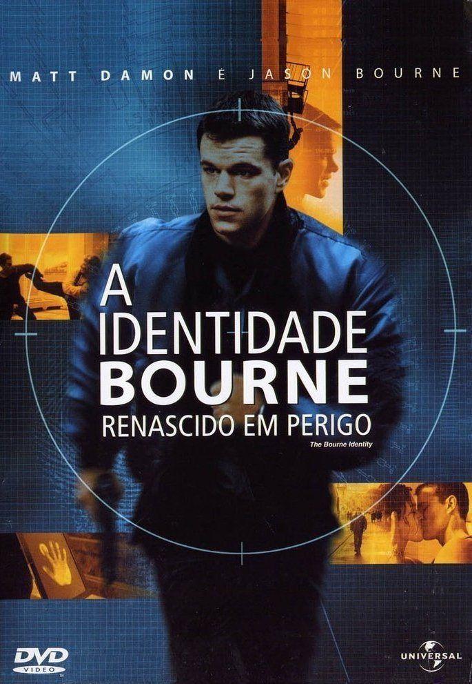 A Identidade Bourne Filmes Completos Assistir Filme Completo