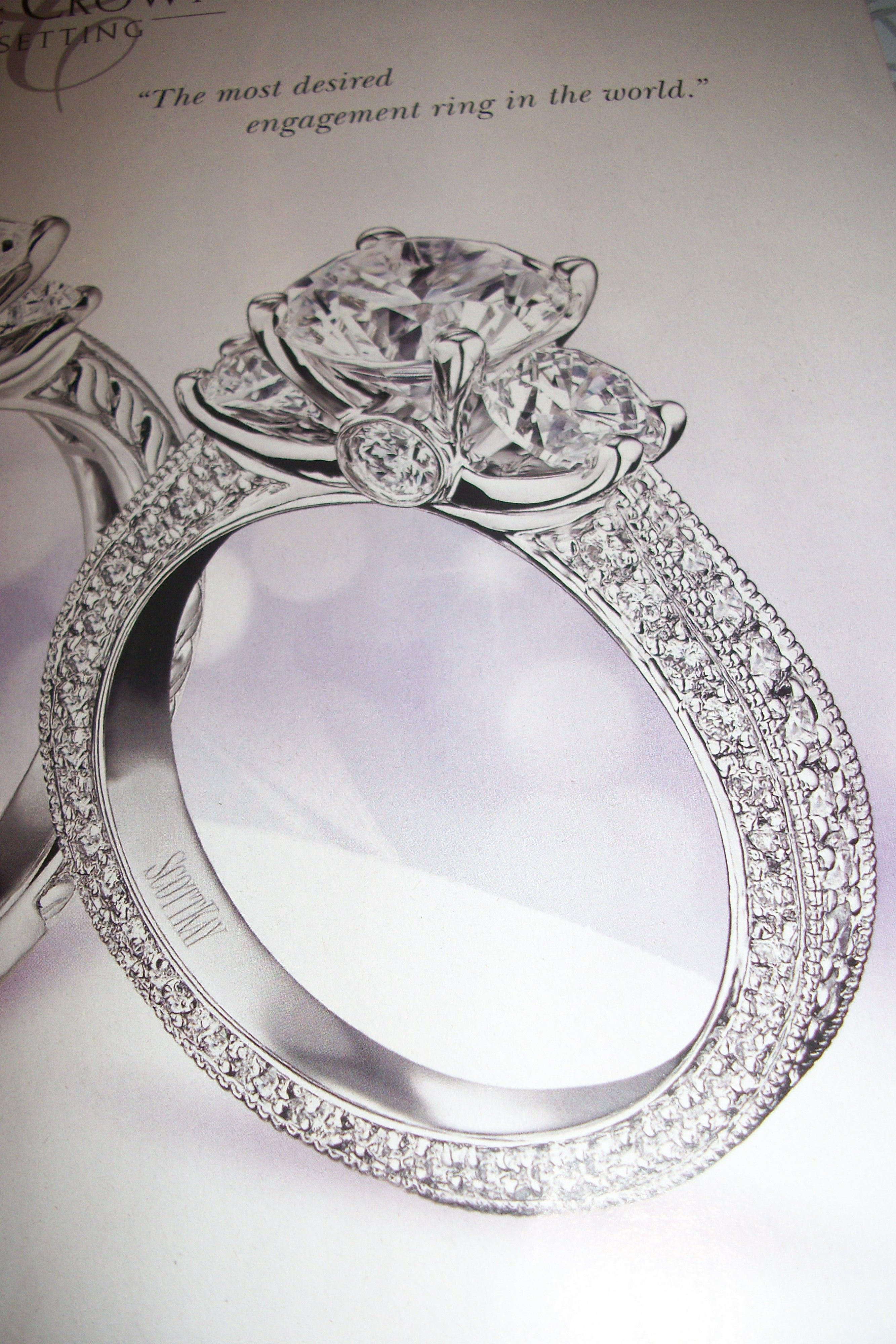 My Dream Wedding Ring!