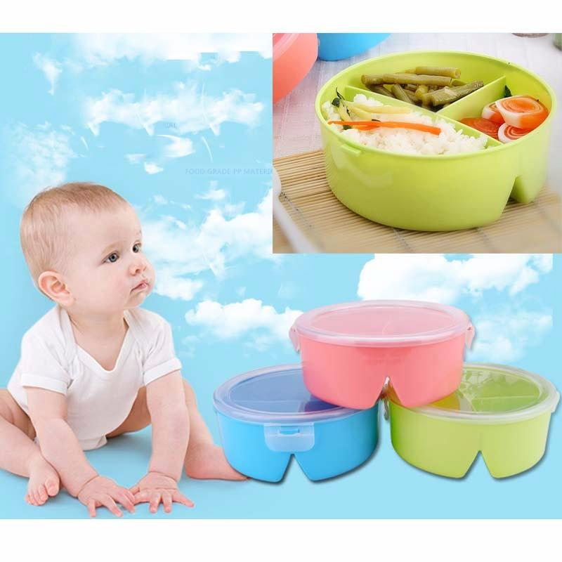 Bpa Free Air Tight Baby Bowl Food Storage Container Food