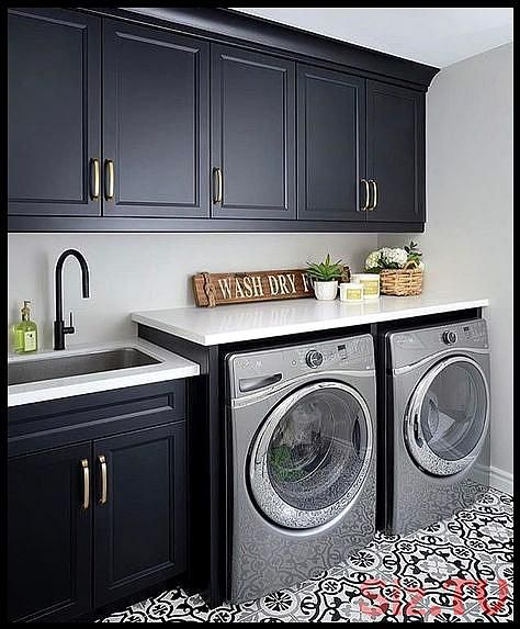 10 Kreative Stapelspeicher Waschk che Ideen zum Besten von ...