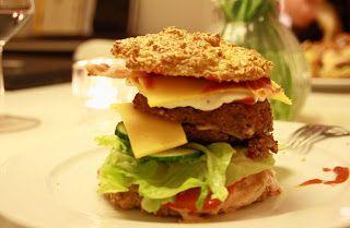 LCHF Burgerboller - nemme og sindsygt lækre