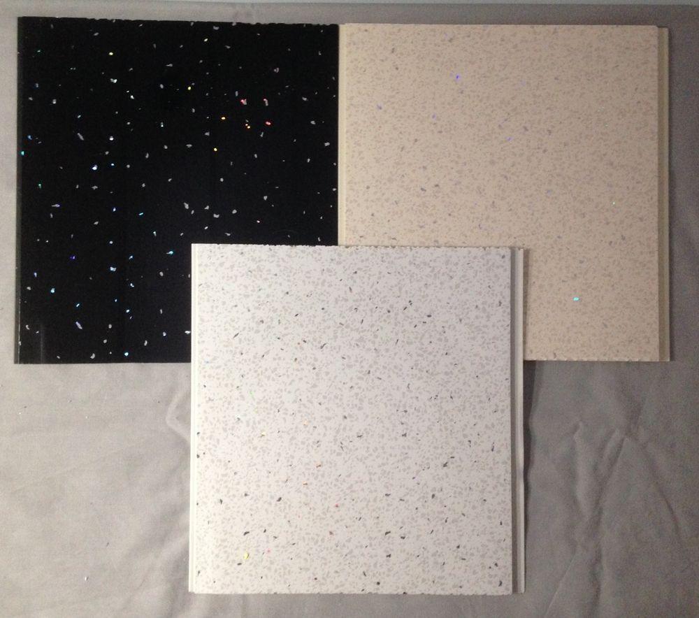 Details About Black, White Or Beige Sparkle Bathroom