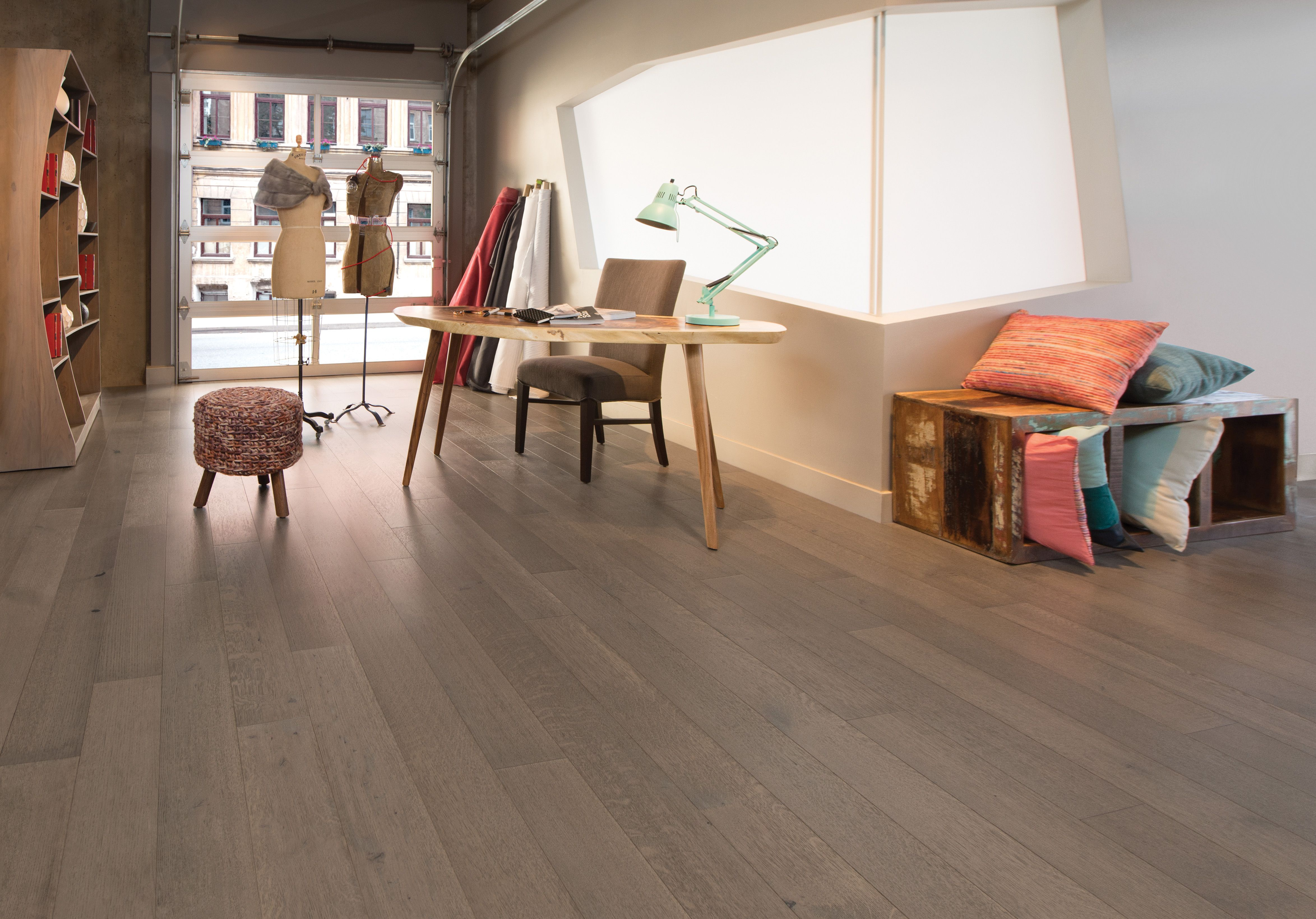 Mirage Floors, The Worldu0027s Finest And Best Hardwood Floors. Handcrafted  White Oak Ru0026Q Tree