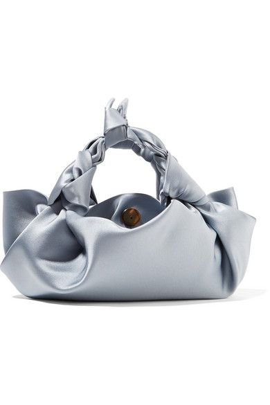 THE ROW Ascot chic small satin tote in 2019  d388a86fdb556