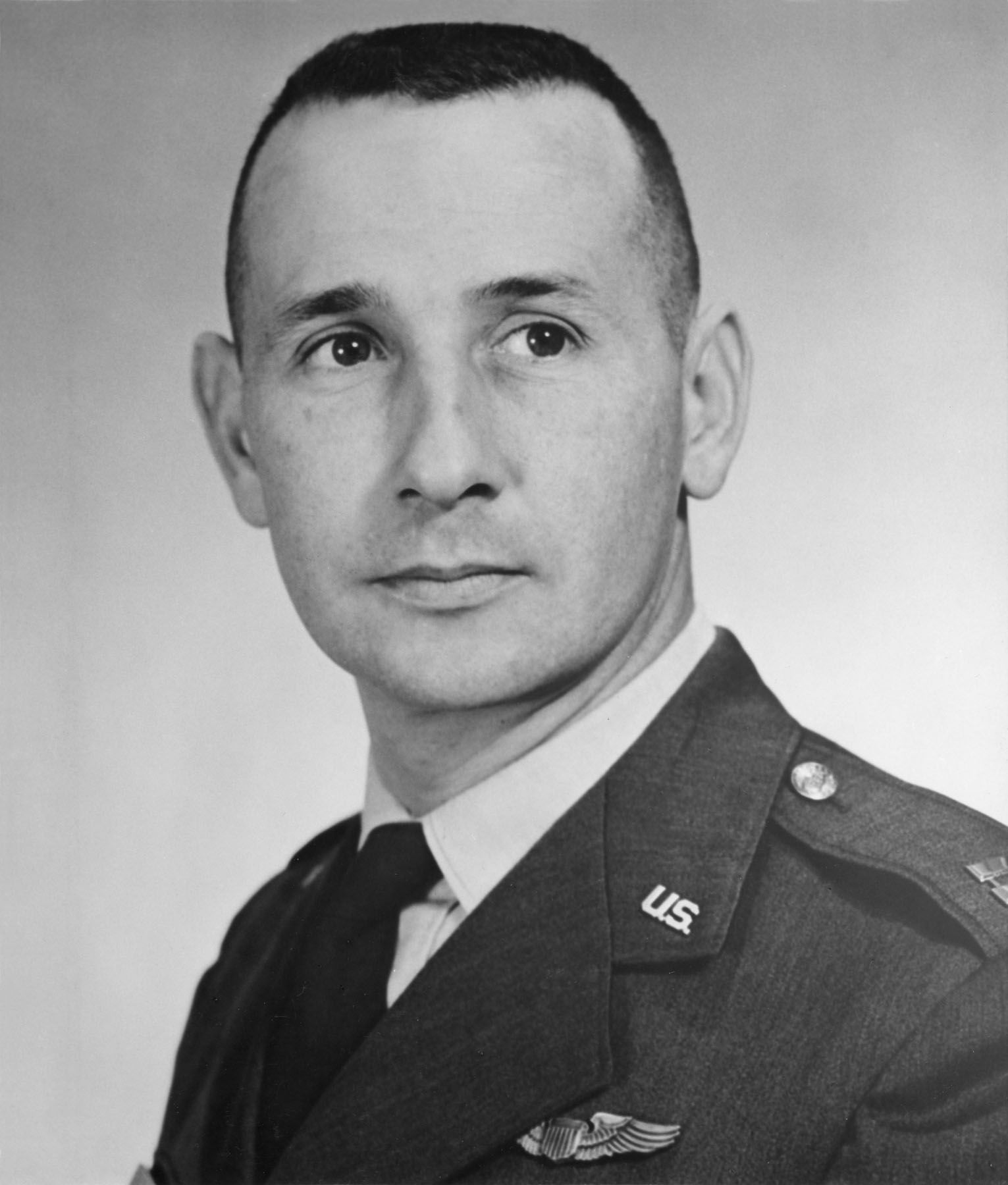 Captain Hilliard Almond Wilbanks, United States Air Force