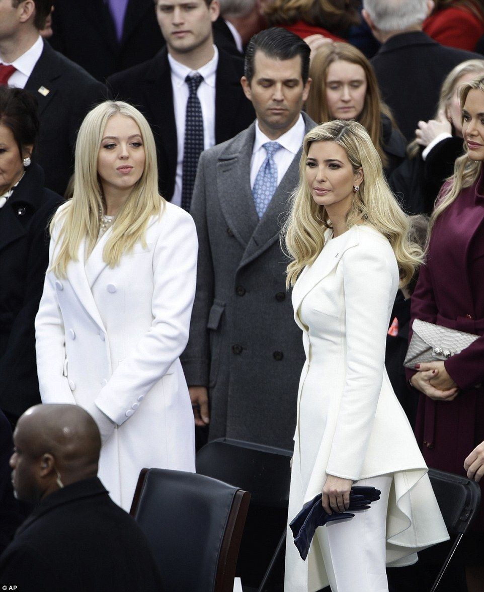Donald Trump Is Sworn In As President