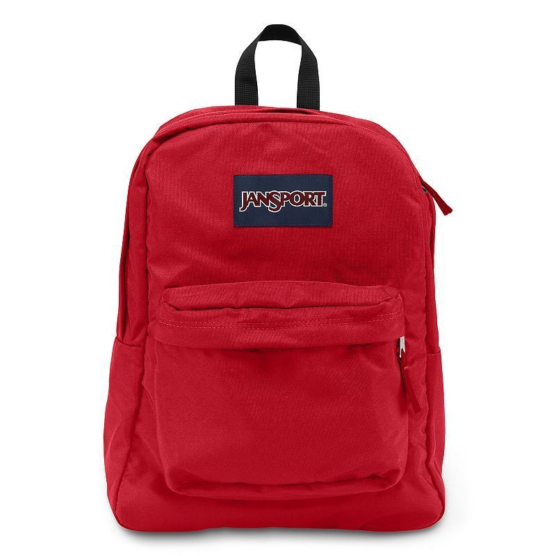 a44d8baaefe JanSport Superbreak Backpack, Red | Backbags | Pinterest | Jansport ...