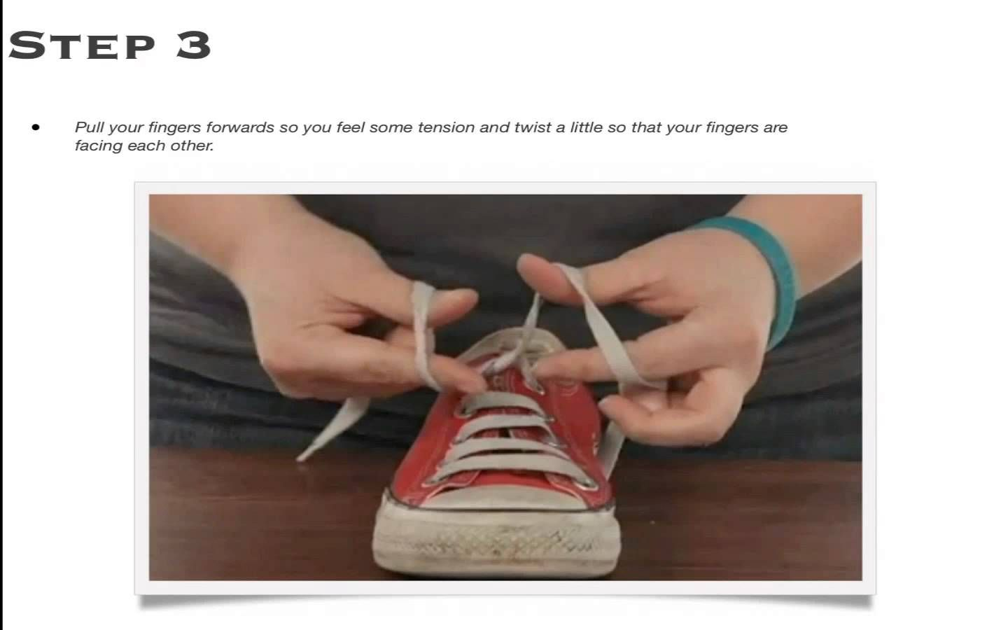 Teach your child to tie shoes in 5 minutes tips tricks teach your child to tie shoes in 5 minutes this totally works i just taught my 5 year old how to tie her shoes in like five minutes ccuart Image collections